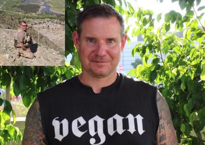 SGT Vegan AKA Bill Muir