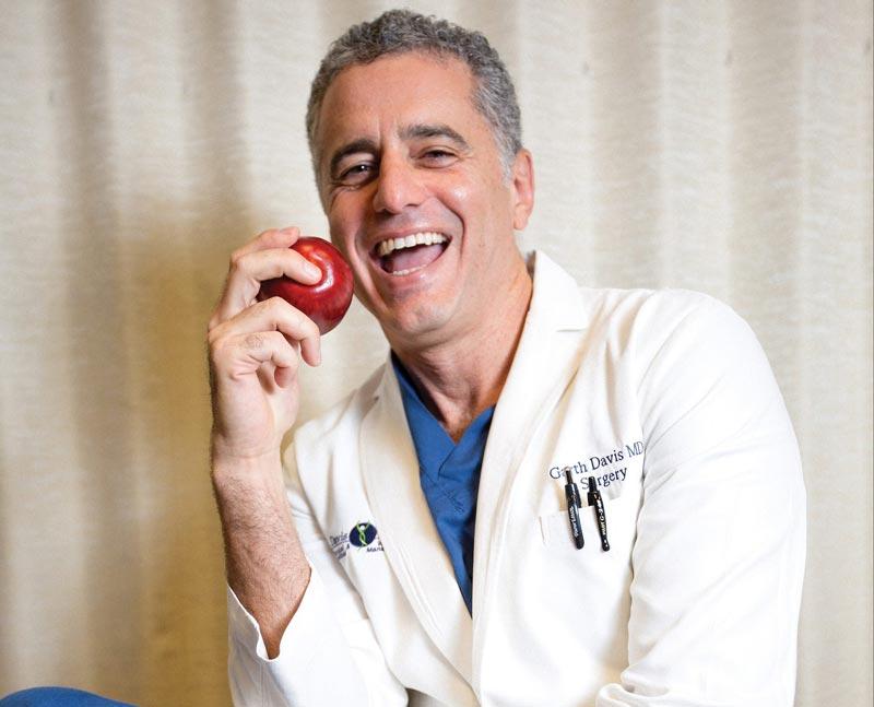 Dr. Garth Davis