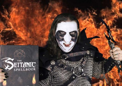 Brian Manowitz (Black Metal Chef)
