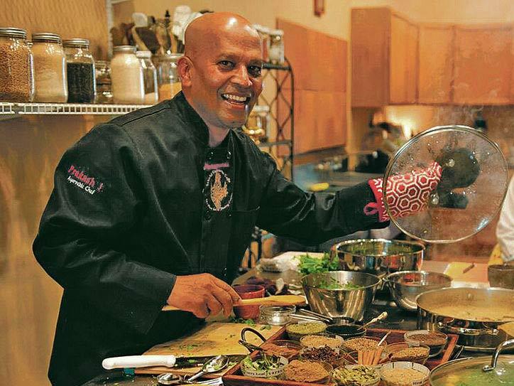 Chef Prakash Jagadappa