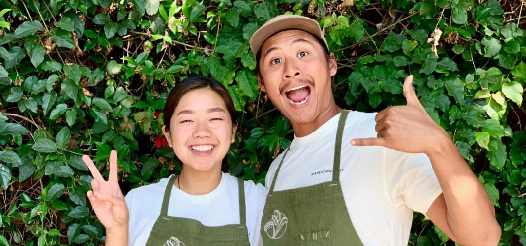 Chefs Phil Kwan & Candice Tzeng