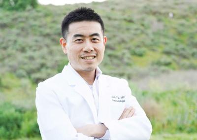 Dr. Micah Yu MD, MHA, MS